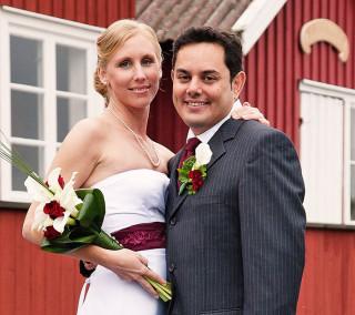 bröllop bohuslän skärgård