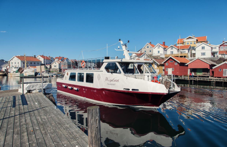 Kryssningsförslag 8 - Göteborg-Fjällbacka