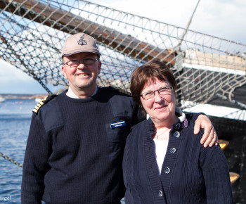 Ingemar och Yvonne Johansson